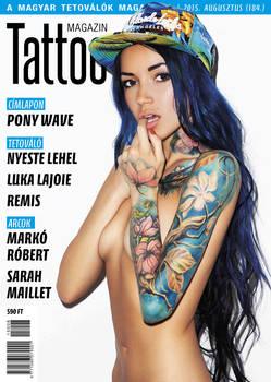 Hungarian Tattoo Magazine 184 - August 2015