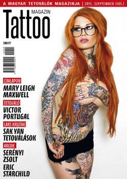 Hungarian Tattoo Magazine 185 - Sept 2015