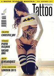 Hungarian Tattoo Magazine 187 - Nov 2015