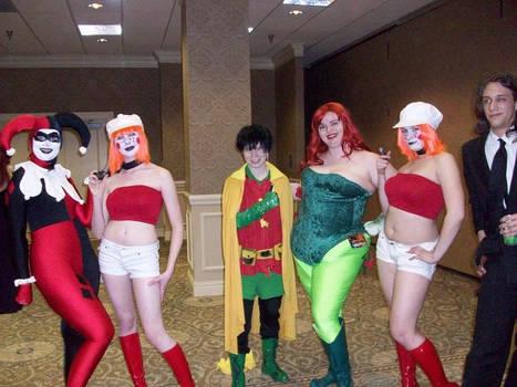 BATman MYSTERY Panel