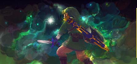 Link Skyward Sword by Armorin