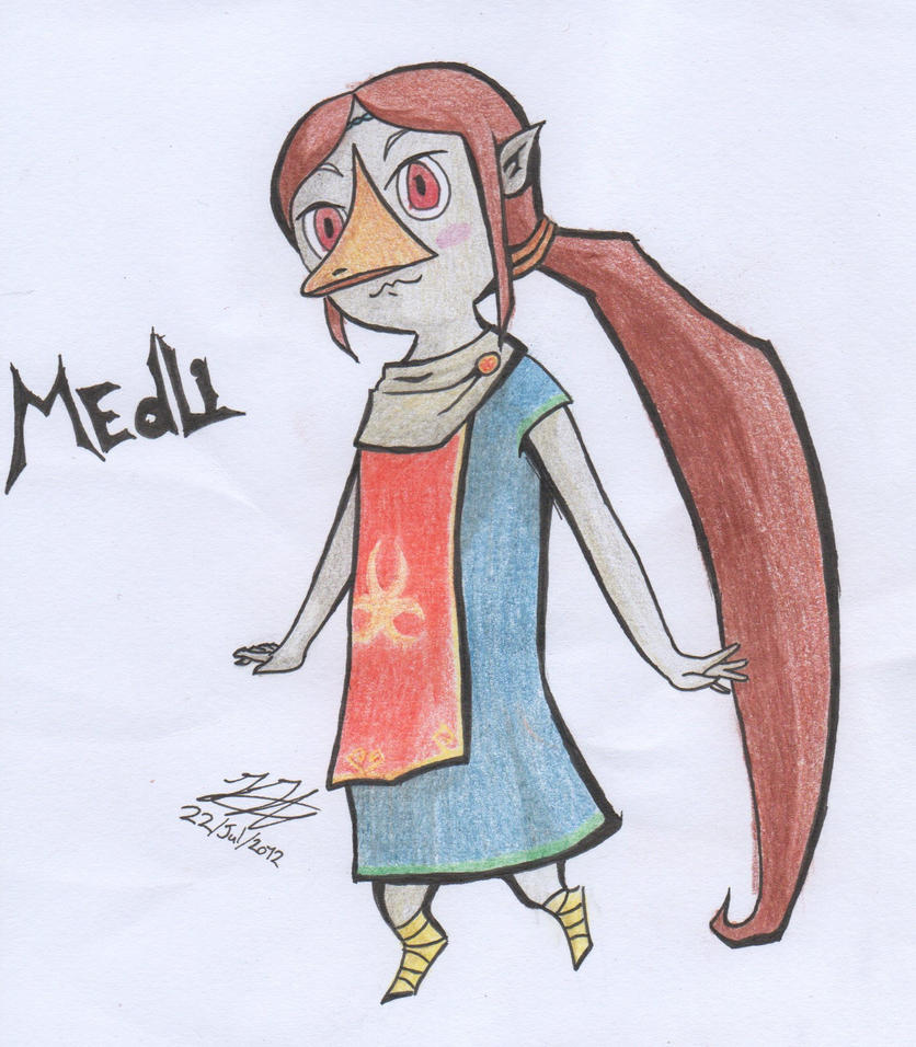 Medli by jimmymima