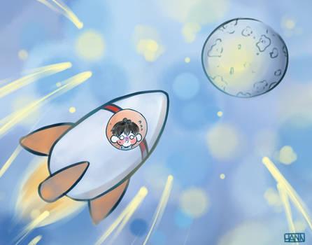 Haikyuu!! - Fly Me To The Moon