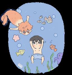 Let's Swim!!
