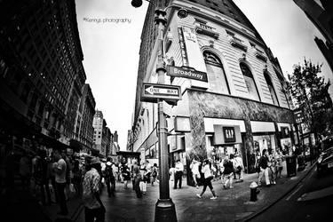Broadway by kennysphotography