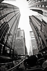 Buildings in new york by kennysphotography