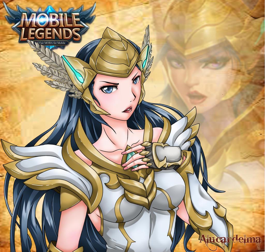 Mobile Legends Wallpaper Freya By Alucardelma On DeviantArt