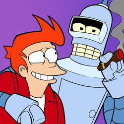 Futurama - The Bros