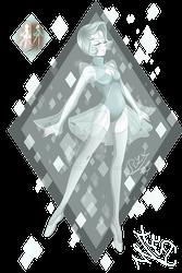 FANART:She is a fancy one.(Steven Universe)