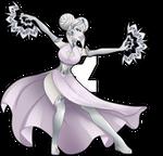 (ArtTrade:FOR Valravna) Eir Platinum Diamond