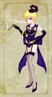 Burlesque-ish Sailor Uranus
