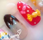 Sweety Nail Sample 3