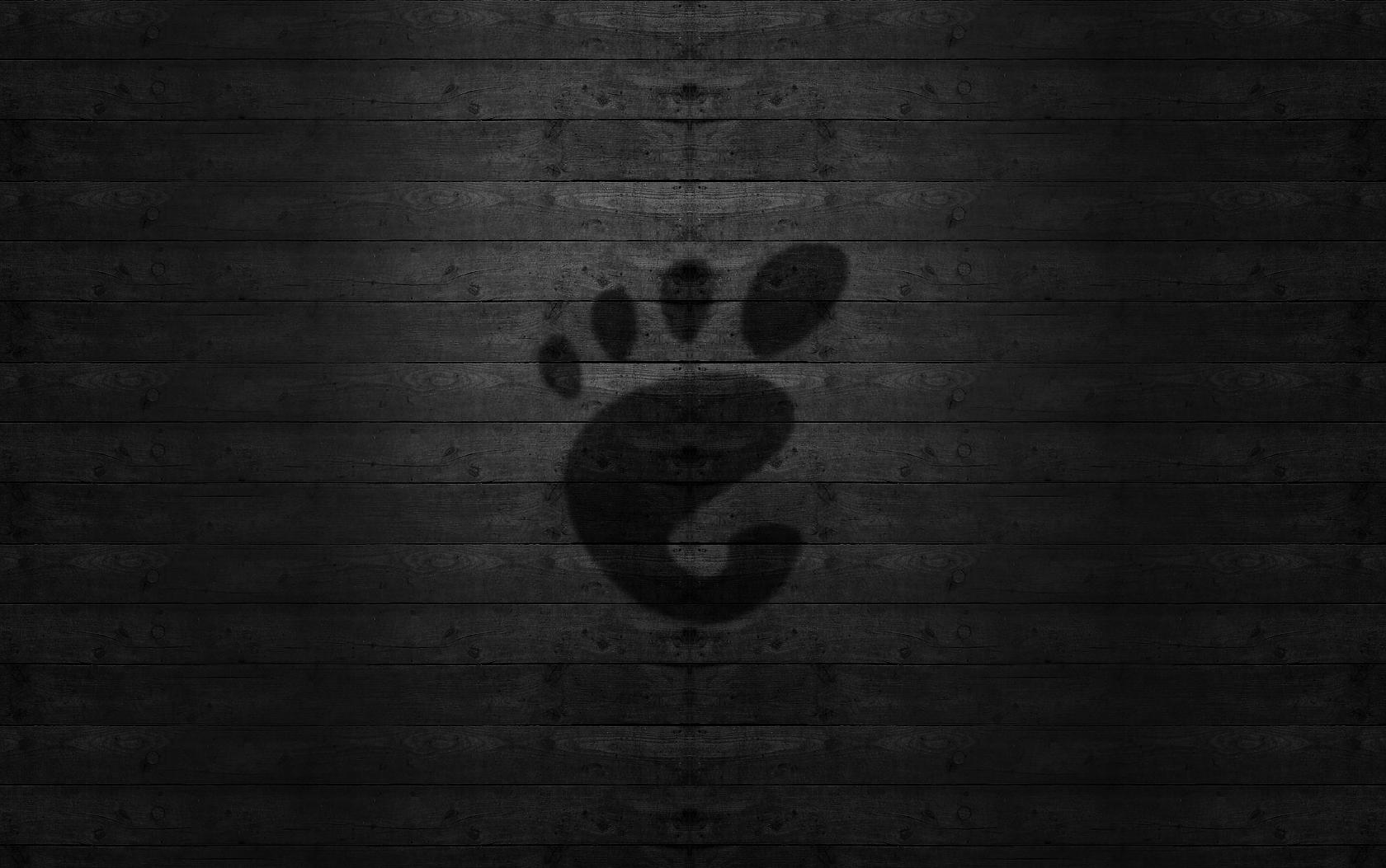 Gnome Dark Wood by monkeymagico