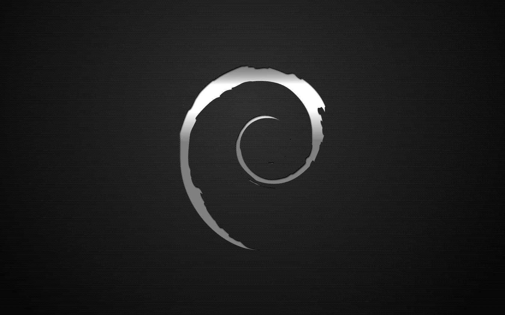 Debian Steel  Dark Mesh by monkeymagico