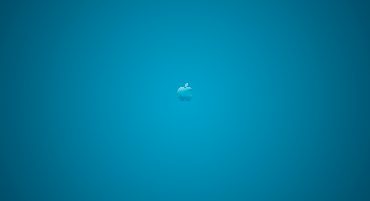 Apple Blue 1 Mac Wallpaper > Apple Wallpapers > Mac Wallpapers > Mac Apple Linux Wallpapers
