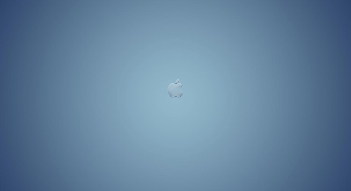 Apple Blue 2 Wallpaper > Apple Wallpapers > Mac Wallpapers > Mac Apple Linux Wallpapers