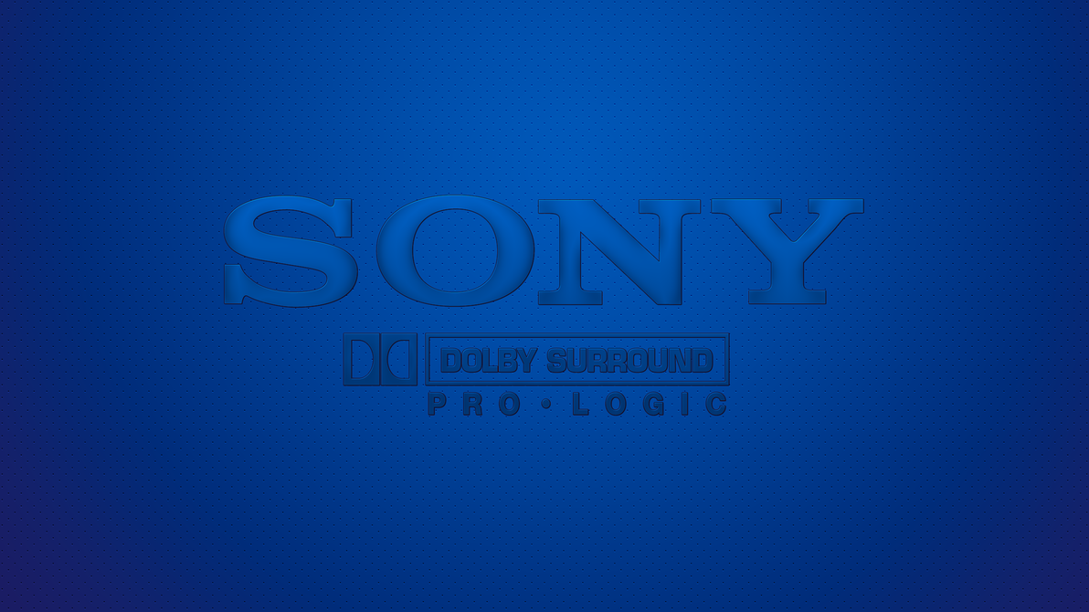 Blue Sony Dolby by monkeymagico