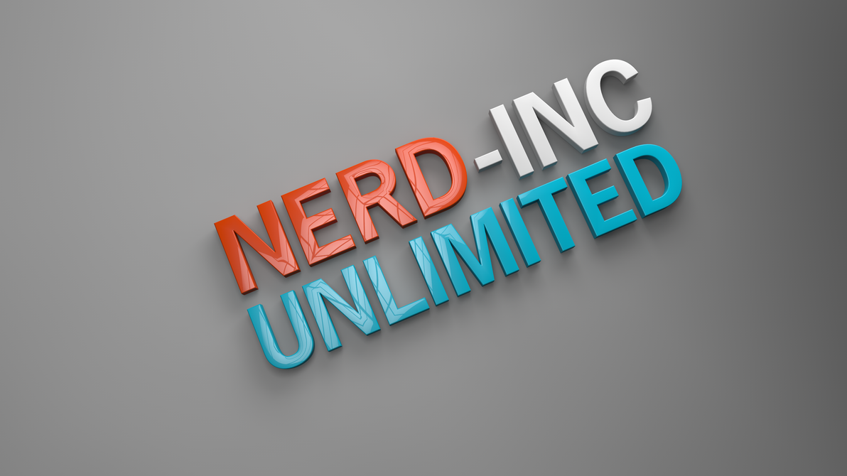 NERD-INC by monkeymagico