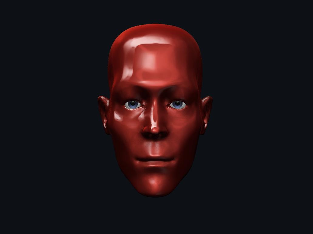 RedHead by monkeymagico