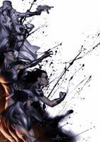 Uncanny X-Force by Mirthrynn