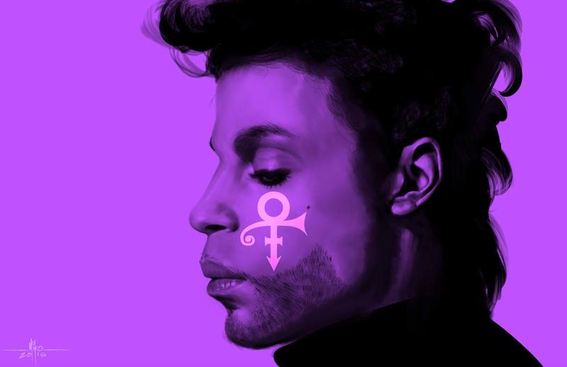 Goodnight, Purple Prince by Mirthrynn