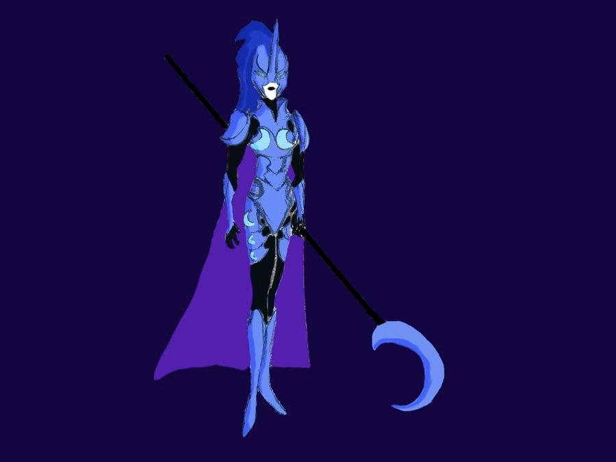 Nightmare Moon by DarthCraftus on DeviantArt