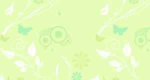 Spring Background Pattern
