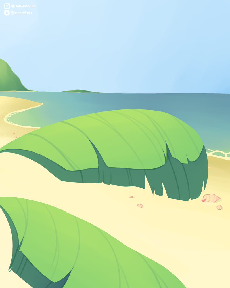 lil island color practice by msdeerborn