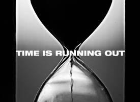 Timeisrunningout by burcinesin