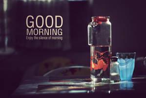 Good Morning by burcinesin