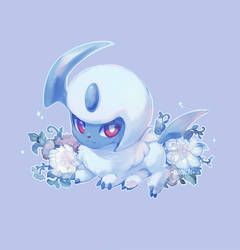 ~Floral Absol~
