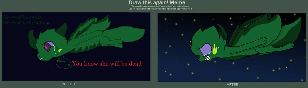 Draw This Again Meme by Imnotgivingup