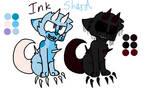 Ink Shard by Imnotgivingup
