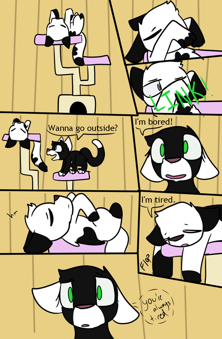 Relics- Page 3 Chapter 1 by Imnotgivingup
