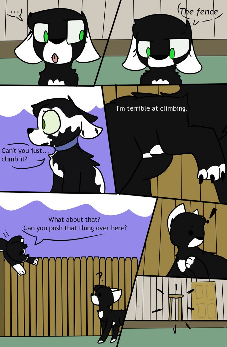Rekics Page 6 Chapter 1 by Imnotgivingup