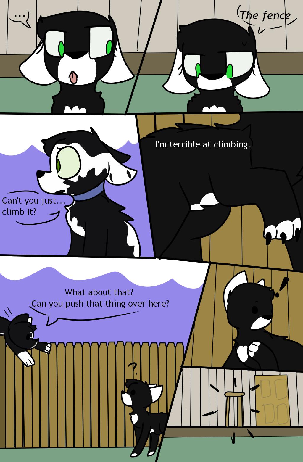 Rekics Page 6 Chapter 1 by Imnotgivingup