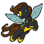 Wasp My Little Pony