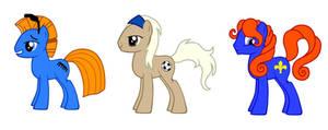 FIM My Little Pony Tales Boys