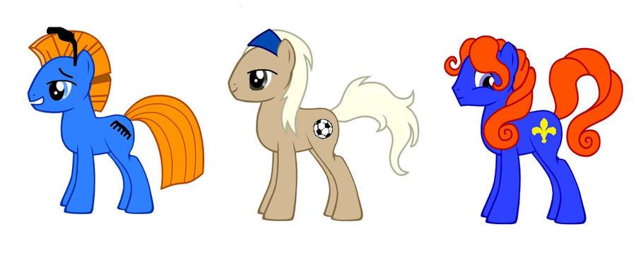 fim my little pony tales boys by kaoshoneybun on deviantart