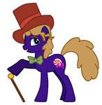 MLP FIM Willy Wonka Wilder