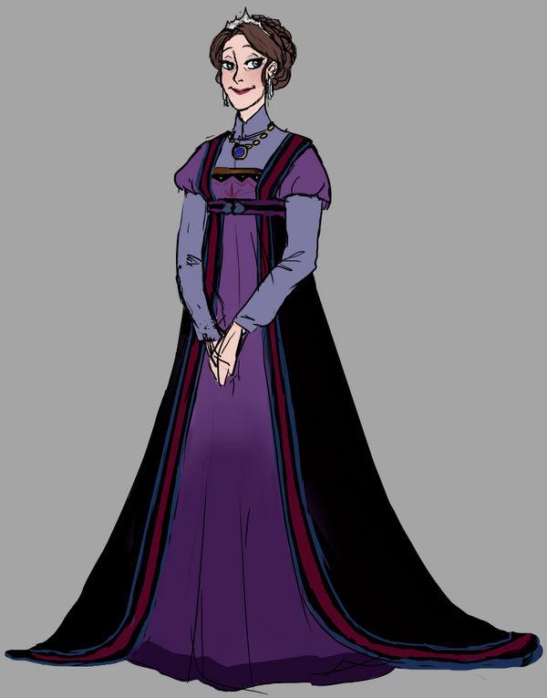 Queen of Arendelle redesign