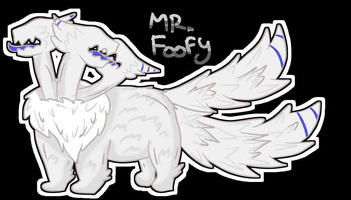 CO: Mr. Foofy by Damon-Ruru