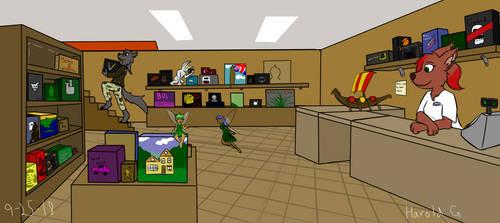Fen's Hobby Shop by SesshaXIII