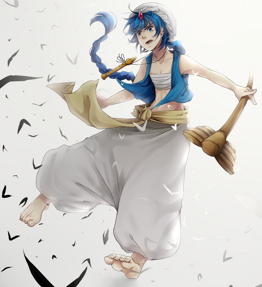 MAGI by Shippa-chan