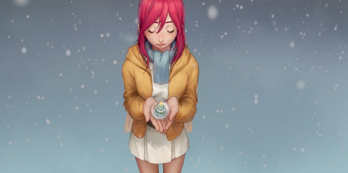Jubyphonic Home for Christmas by Shippa-chan