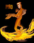 P for Pyro