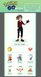 Pokemon Go Finished Meme