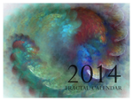 Fractal Calendar 2014