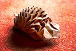 Hedgehog by synconi