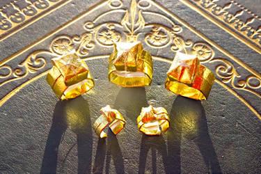 Week 6, five gold rings